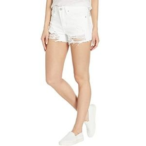 NWT BlankNYC The Barrow High-Rise Distressed Short